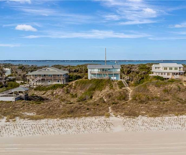Above the Tide - Oceanfront Vacation Rental in Indian Beach, NC