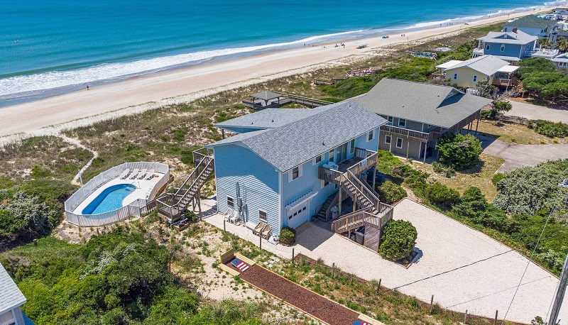 Above the Tide - Oceanfront Rental in Emerald Isle, NC