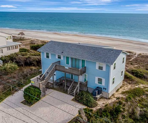 Above the Tide - Vacation Rental in Indian Beach, NC