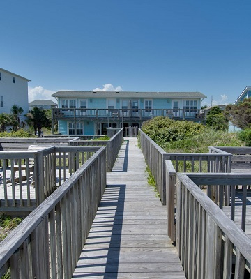 Carolina Dune East and West - Duplex Rentals in Emerald Isle, NC