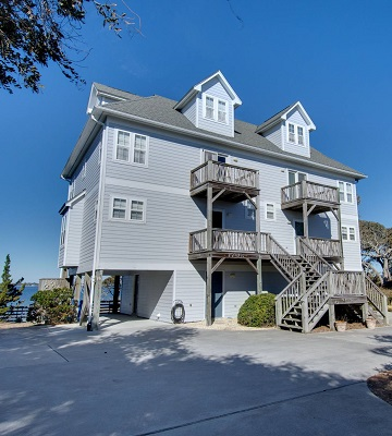 Heron Point East - Nightly and Weekend Rentals in Emerald Isle