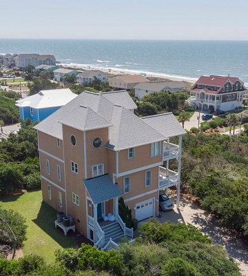 High Hopes - Third Row Vacation Rentals in Emerald Isle, NC