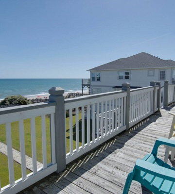 Pier Pointe and Pier Pointe West Condo Rentals in Emerald Isle, NC