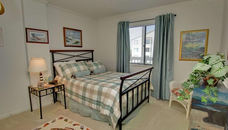 Point Emerald Villa B-203 - Bedroom
