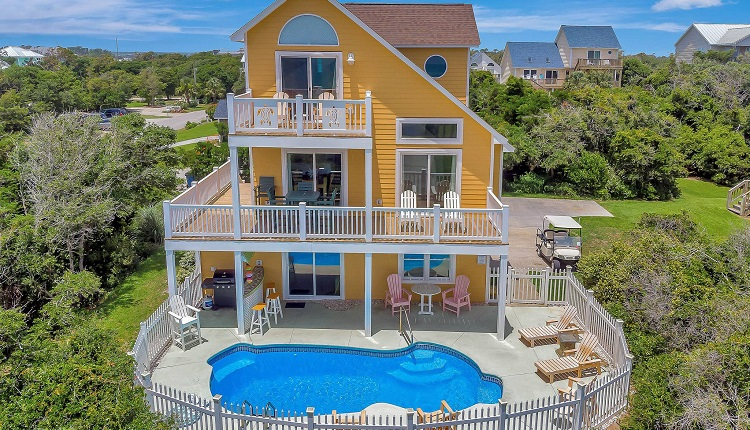 Turtle Reef - Second Row Vacation Rentals in Emerald Isle, NC