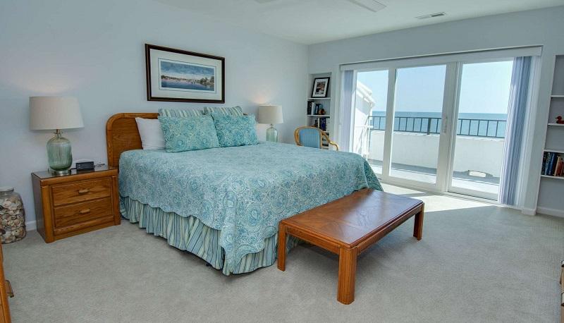Bogue Shore Club 401 - Bedroom
