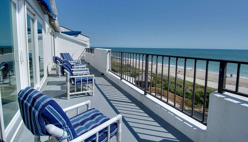 Bogue Shore Club 401 - Deck