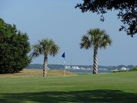 Golf Course at the Country Club of the Crystal Coast