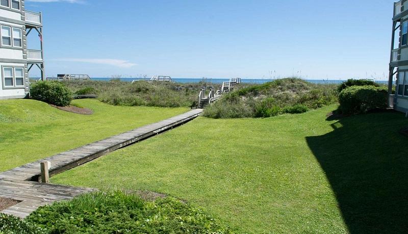 Pier Pointe 3 B-1 West - Beach Access