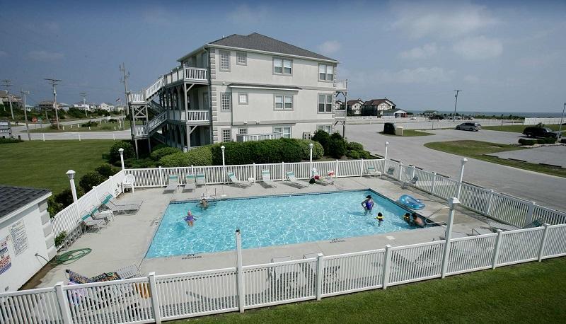 Pier Pointe West Condos - Pool