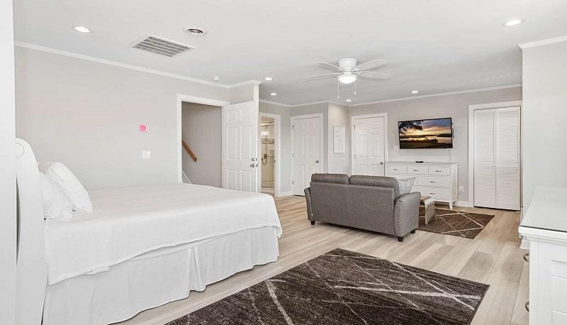 Rozgonyi Cottage - Bedroom