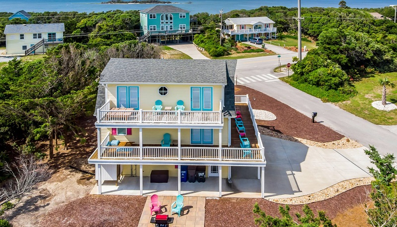 Toz-n-Sand Beach House in Emerald Isle, NC