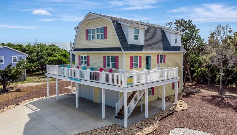 Toz-n-Sand Beach House
