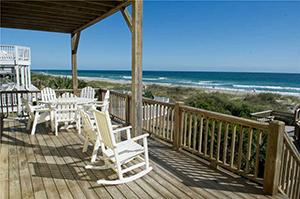 Beach Odyssey - Deck blog