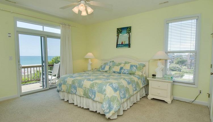 Beach Odyssey - Bedroom
