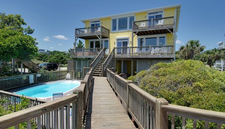 Beach Odyssey - Emerald Isle Realty Featured Property of the Week