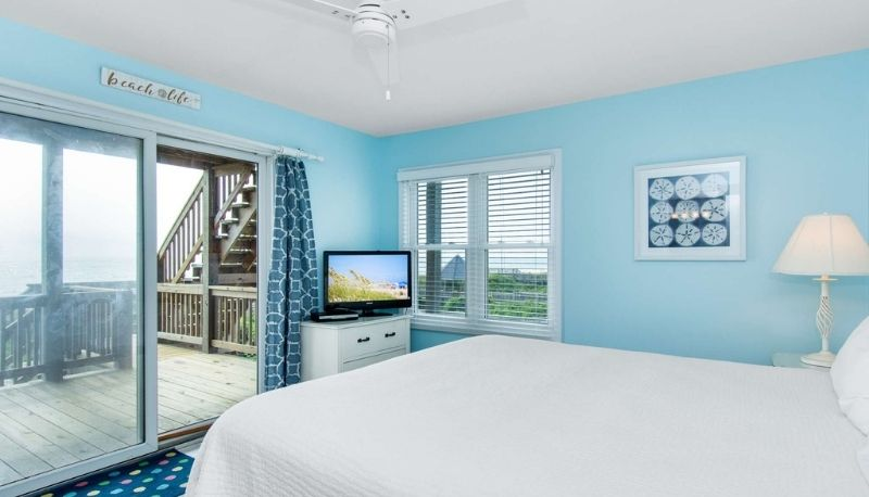 All Good West - Bedroom