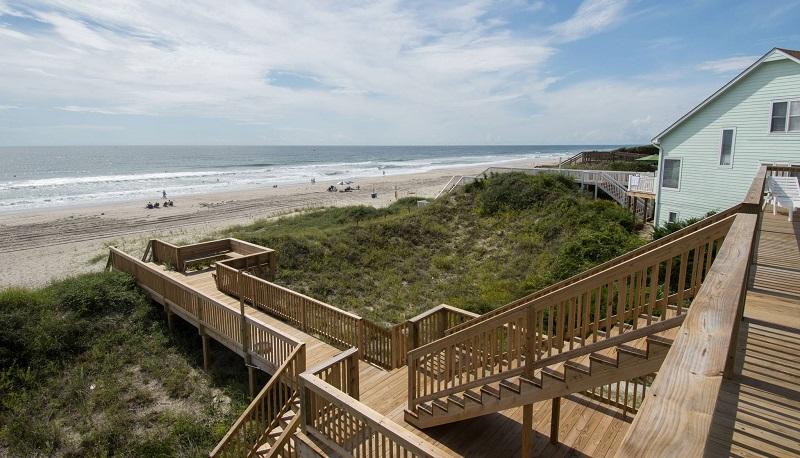 Serenity Now East - Beach Access