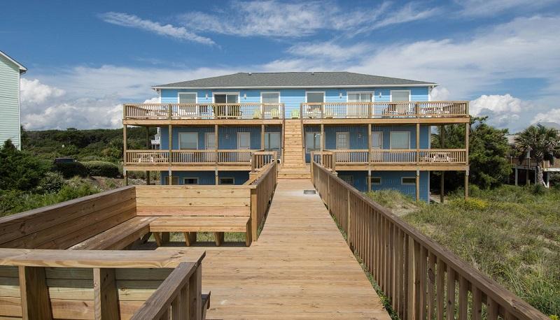 Serenity Now East - Duplex Rental in Emerald Isle, NC