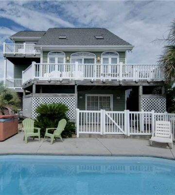 By The Point, vacation rental in Emerald Isle near The Point