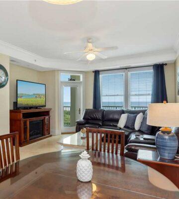 Grande Villas 4-C, oceanfront rentals in Emerald Isle