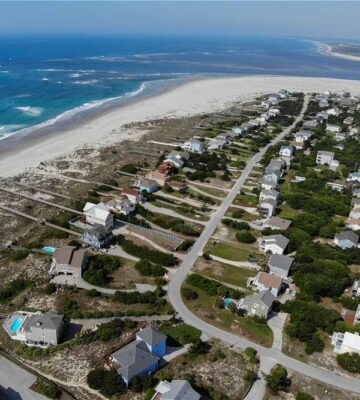Vacation rentals near The Point in Emerald Isle, NC
