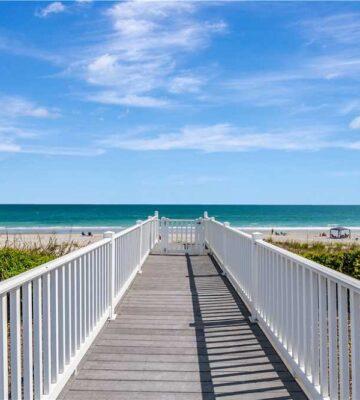 Serenity Shores, oceanfront rentals in Emerald Isle