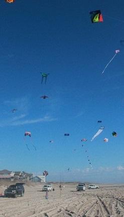 Carolina Kite Festival - Fall Festivals