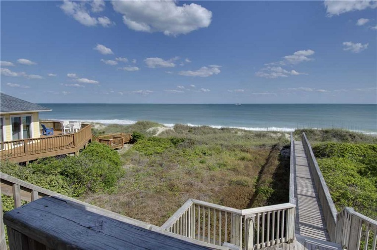 Carolina East Sunshine Ocean View