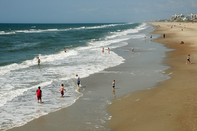 Visit Emerald Isle NC Beaches - Things to Do on Spring Break