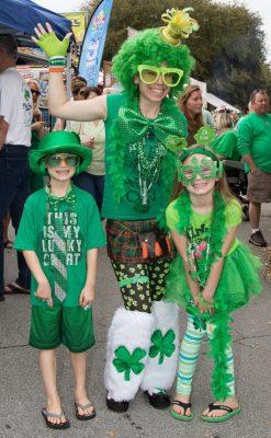 St Patrick's Day Festival - Emerald Isle