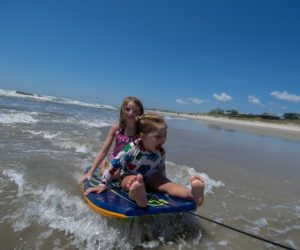 5 Tips to Help Plan a Family Spring Break to Emerald Isle