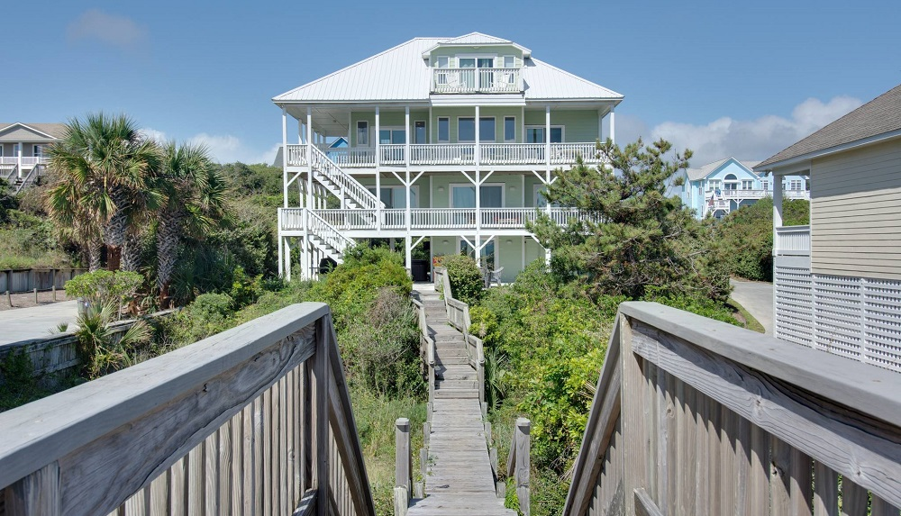 My Happy Place - Pet Friendly Rentals in Emerald Isle, NC