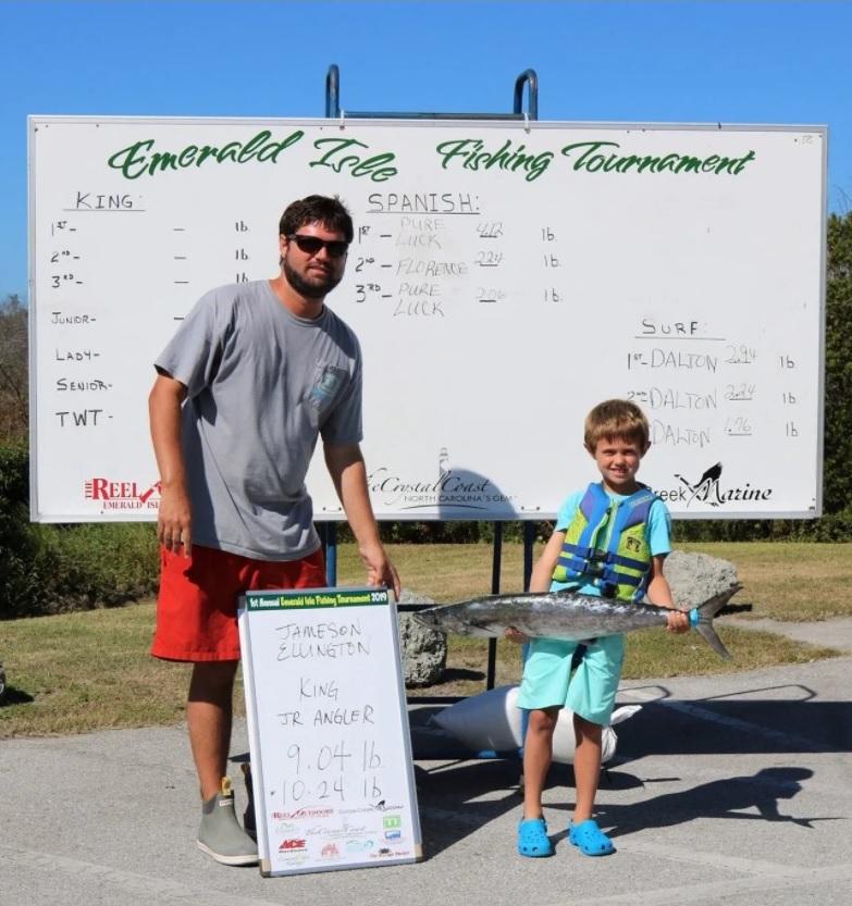 Emerald Isle Fall Fishing Tournament