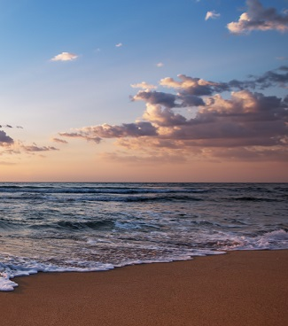 Enjoy a Sunset on Emerald Isle Beaches