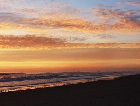 Enjoy a North Carolina Sunset