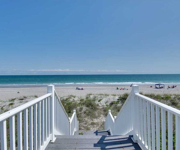 Featured Property Serenity Shores - Beach Path