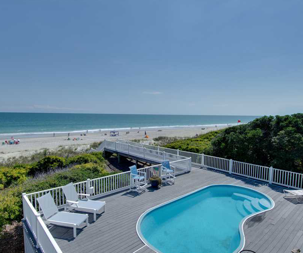 Featured Property Serenity Shores - Pool and Beach