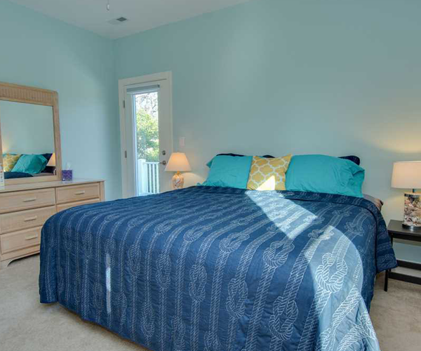 Featured Property of The Week - Beach Hair Dont Care - Master Suite
