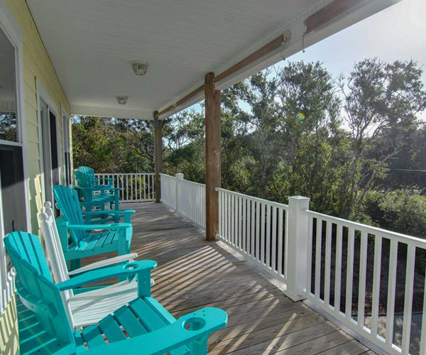 Featured Property of The Week - Beach Hair Dont Care - Second Deck