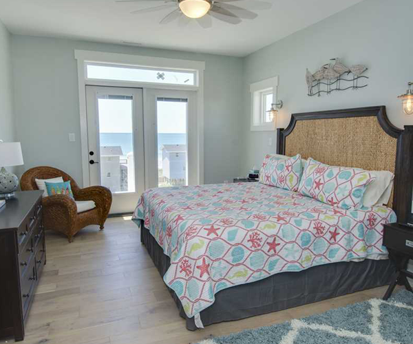 Featured Property of The Week Hooked on The View - Bedroom 1