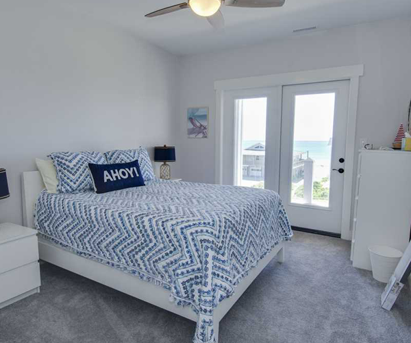 Featured Property of The Week Hooked on The View - Bedroom 3