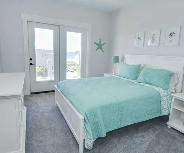 Featured Property of The Week Hooked on The View - Bedroom 4