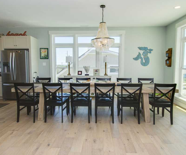 Featured Property of The Week Hooked on The View - Dining