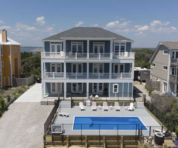 Featured Property of The Week Hooked on The View - Exterior
