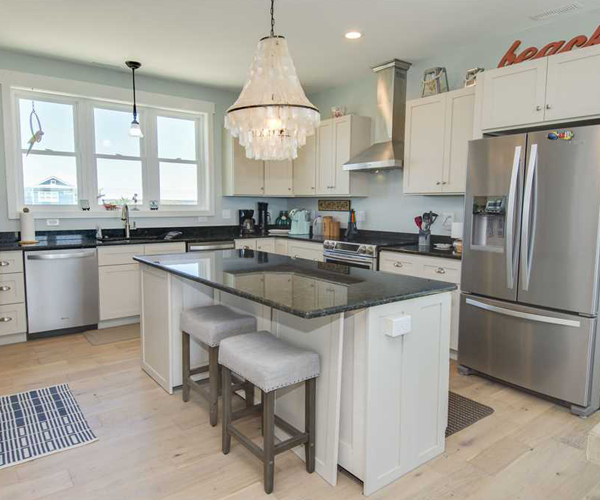 Featured Property of The Week Hooked on The View - Kitchen