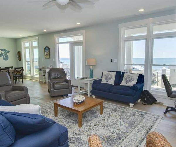 Featured Property of The Week Hooked on The View - Living Room