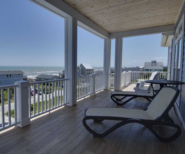 Featured Property of The Week hooked on the view - deck