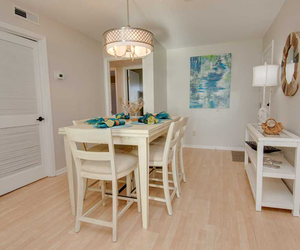 Featured Property of The Week Pebble Beach D207 - Dining