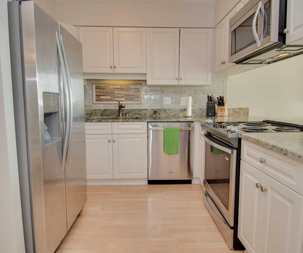 Featured Property of The Week Pebble Beach D207 - Kitchen
